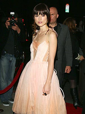 JUST PEACHY photo | Keira Knightley