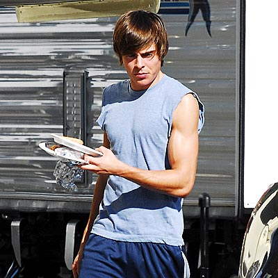 STRONG-ARM TACTICS photo | Zac Efron
