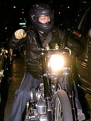 FREE WHEELIN' photo | Brad Pitt