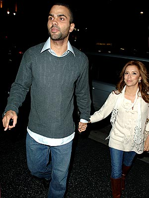 STAND BY HER MAN photo | Eva Longoria, Tony Parker
