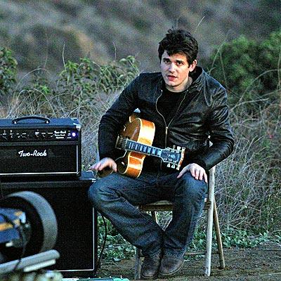 ON THE ROAD AGAIN photo | John Mayer