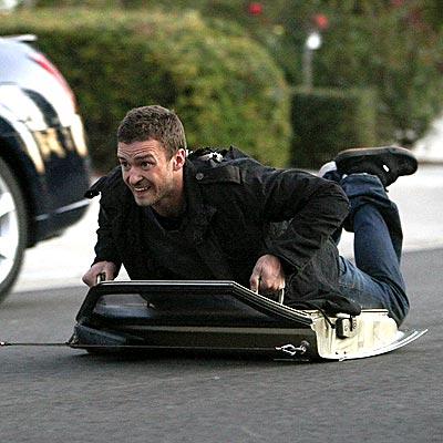 LOW RIDER photo | Justin Timberlake