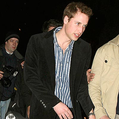 PRINCE OF DARKNESS photo | Prince William