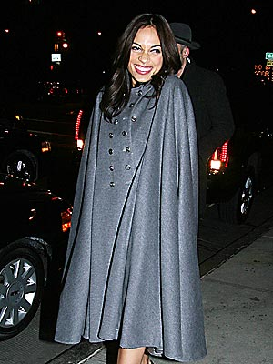 CAPED CRUSADER photo | Rosario Dawson