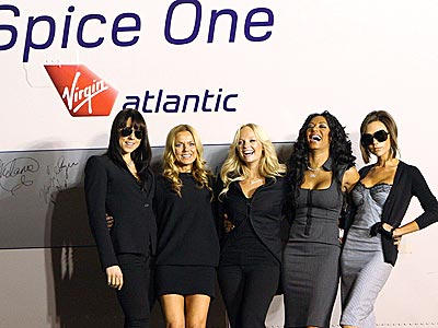 BY POPULAR VOTE photo | Emma Bunton, Geri Halliwell, Melanie Brown, Melanie Chisholm, Victoria Beckham
