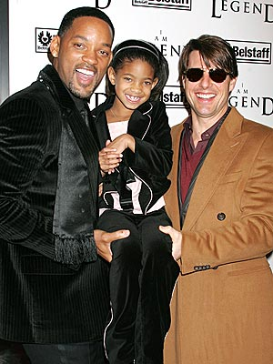 pics of will smith and family. will smith family members.