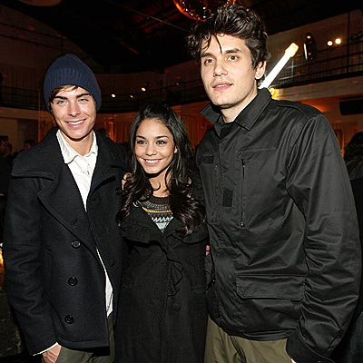 GUITAR HERO photo | John Mayer, Vanessa Hudgens, Zac Efron