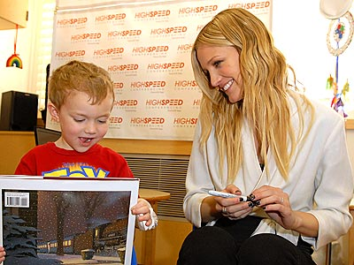 STORYBOOK HOUR photo | Ashlee Simpson