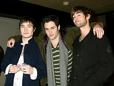 TRIPLE TEAM photo | Chace Crawford