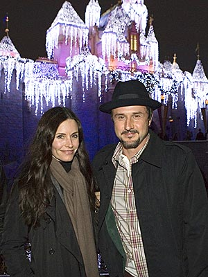 MAGIC KINGDOM photo | Courteney Cox, David Arquette