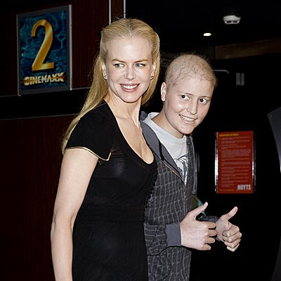 HER 'GOLDEN' RULE photo | Nicole Kidman