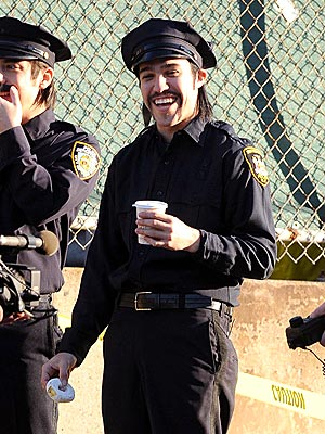 NYPD BLUE&#39;S CLUES photo | Pete Wentz