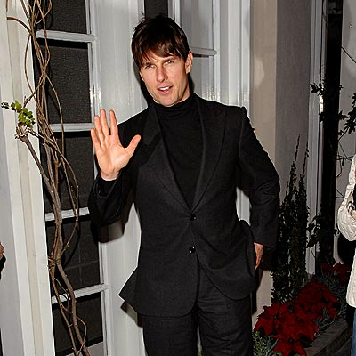 MAN IN BLACK  photo | Tom Cruise