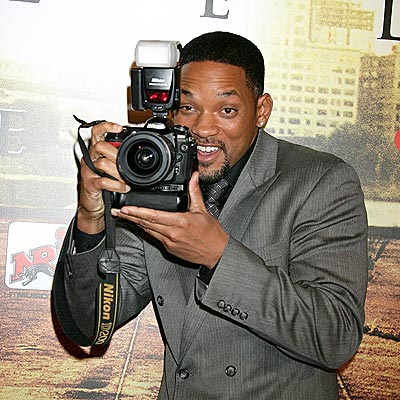PARISIAN LEGEND photo | Will Smith