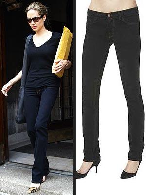 Get Jeans Like Angelina#39;s — On