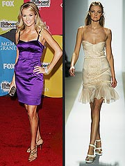 Predict-a-Gown: Carrie Underwood | Carrie Underwood