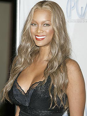... subject Tyra Banks has figured out a few key ways to stay looking good.