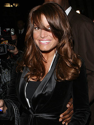 Chocolate Hair Color on Has Jessica Simpson Gone Even Darker      Style News   Stylewatch