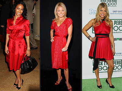 Get The Look: Red Dresses for Valentine's Day!