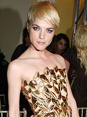 Selma Blair Talks About New Boyfriend | Selma Blair