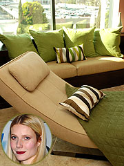 Spa Perks: How Stars Are Getting Ready for Their Close-Ups | Gwyneth Paltrow