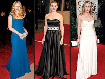 what dress size does kate winslet wear