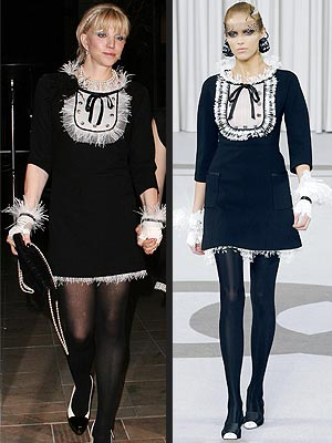 Courtney Love Picture on Courtney Love   S Fashion Faux Pas     Style News   Stylewatch