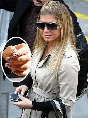 Apparently, Fergie is ? while in London recently, the singer stepped out ...