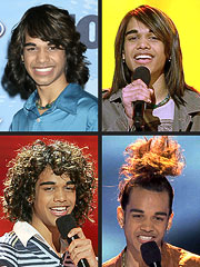 Vote on Your Favorite Sanjaya Hairstyle!