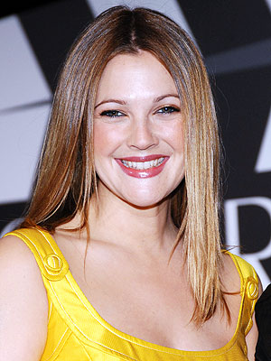 Drew Barrymore CoverGirl 50th Anniversary Party Hot Pics