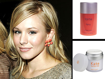 Kristen bell without makeup
