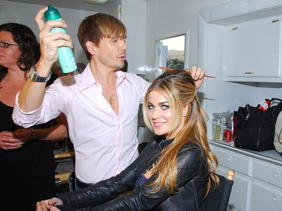 carmen electra hair color. Can#39;t Afford Carmen#39;s Cut?