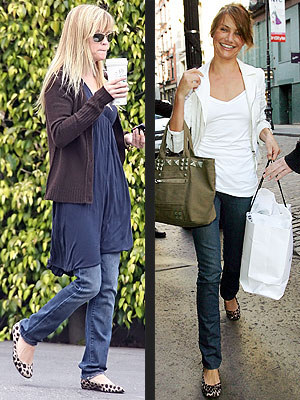 outfit. We love how chic they look on both Cameron and Reese Witherspoon