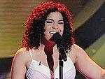 EW's American Idol Webcast | Jordin Sparks