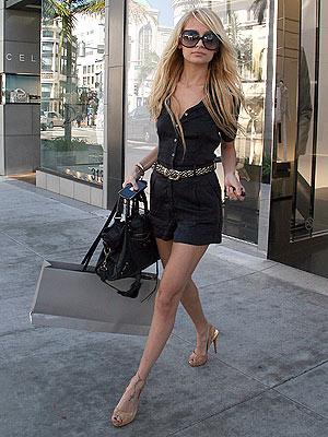 Nicole Richie Skinny. Romper Like Nicole Richie?