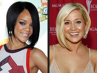 Would You Try an Asymmetrical Bob Like Rihanna