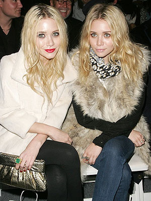 The Row Clothing Line By The Olsen Twins Peter Kramer Getty