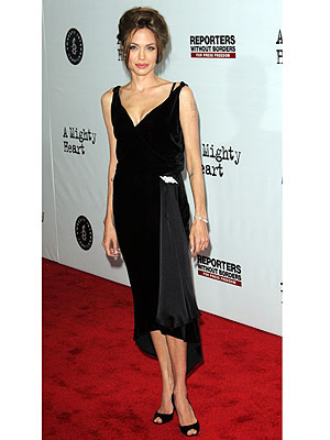 angelina jolie red carpet dresses. Get the Scoop on Angelina#39;s