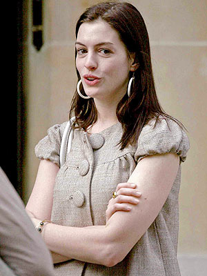 Anne Hathaway#39;s first major