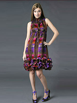Anna Sui Dress Photo courtesy edressme com