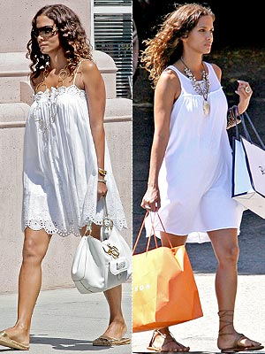 halle berry dresses