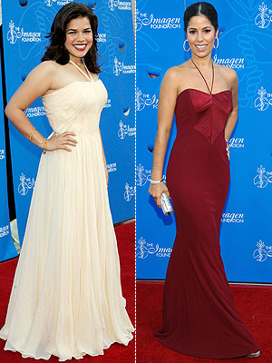 america ferrera ugly betty. The Ladies of Ugly Betty Rock