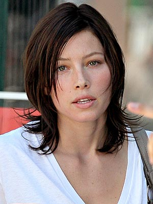 We've been so focused on how great Jessica Biel looks offscreen — with her ...