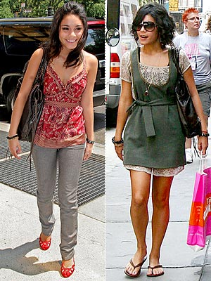 vanessa hudgens casual look. Get Vanessa#39;s Casual Denim