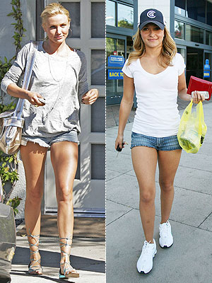 With the explosion of minidresses, celebrities like Amanda Bynes have been ...