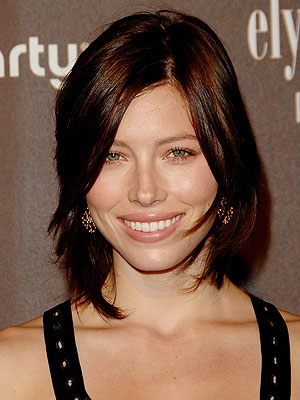Get the Look: Jessica Biel's Shag Haircut. Jon Kopaloff/FilmMagic