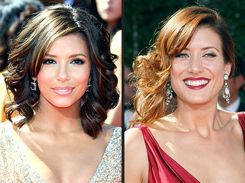 how to pin up curls