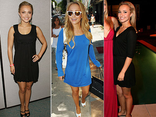 hayden panettiere long dresses. Label Loyalty: Hayden Loves