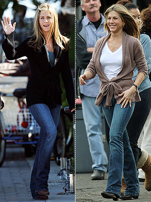 Get the Look: Jennifer Aniston's Sweater Style