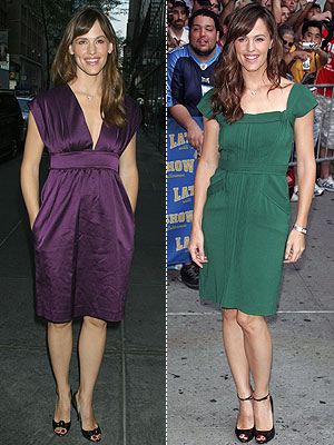 Get the Look: Jennifer Garner's Bright Dresses